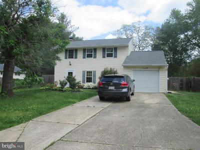 Bowie Single Family Home For Sale: 3407 Northshire Lane