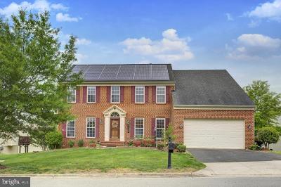 Fort Washington Single Family Home For Sale: 8602 Colonel Seward Drive