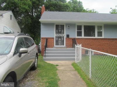 Riverdale Single Family Home For Sale: 4810 Madison Street