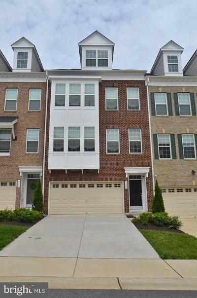 Cheltenham, Largo, Mitchellville, Springdale, Upper Marlboro Townhouse For Sale: 4223 Winding Waters Terrace
