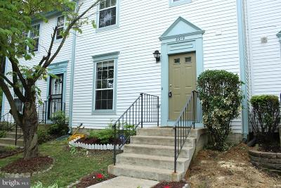 Capitol Heights Townhouse Under Contract: 6919 Mountain Lake Place