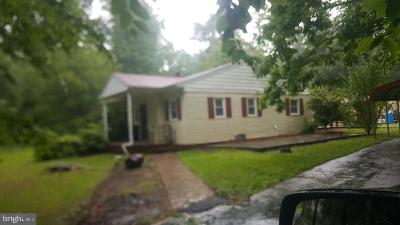 Accokeek Single Family Home For Sale: 1115 Pine Lane