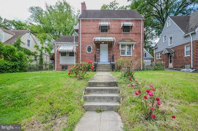 Bladensburg Single Family Home For Sale: 5215 Varnum Street