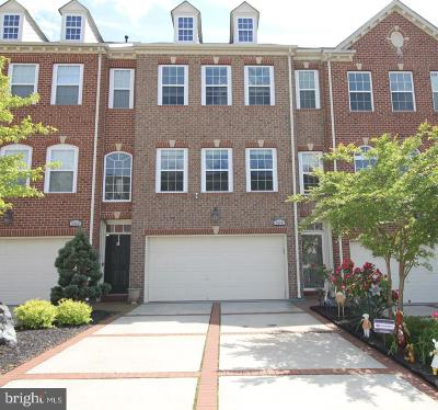 Upper Marlboro Townhouse For Sale: 554 Bolin Terrace