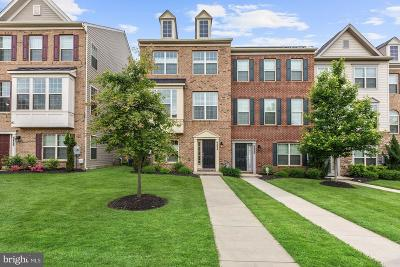 Lanham Townhouse For Sale: 9824 Smithview Place