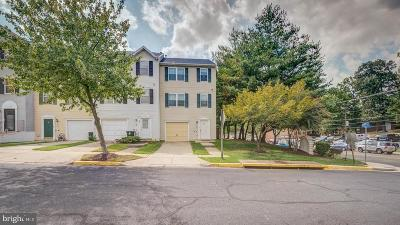 Capitol Heights Townhouse For Sale: 862 Alabaster Court