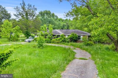 Brandywine Single Family Home For Sale: 12607 Martin Road