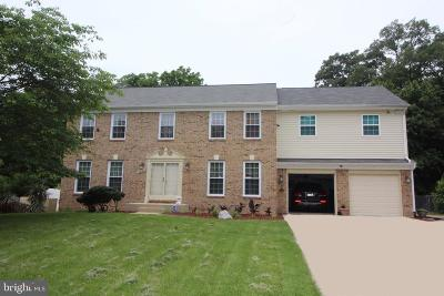 Fort Washington Single Family Home For Sale: 4317 Cimarron Lane