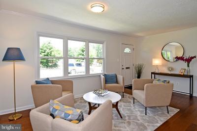 Hyattsville Single Family Home For Sale: 3731 Thornwood Road