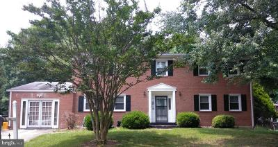 Fort Washington Single Family Home For Sale: 9303 Loughran Road
