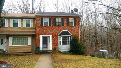 Upper Marlboro Townhouse Active Under Contract: 13011 Trumbull Drive