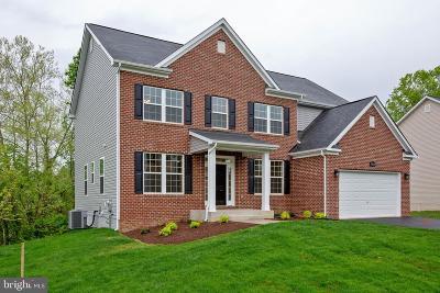 Brandywine Single Family Home For Sale: 7804 Lusbys Turn