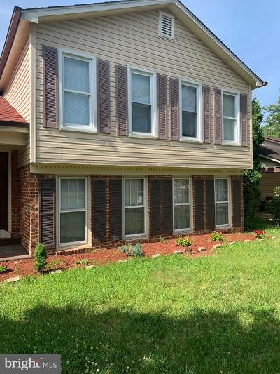 Fort Washington Single Family Home For Sale: 3503 Brightwood Court