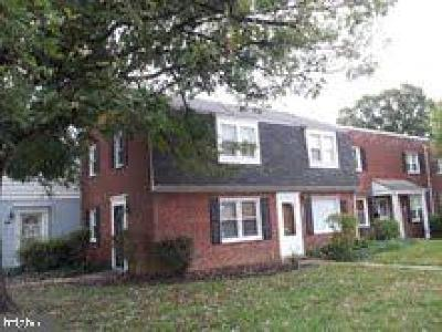Temple Hills Rental For Rent: 2515 Colebrooke Drive