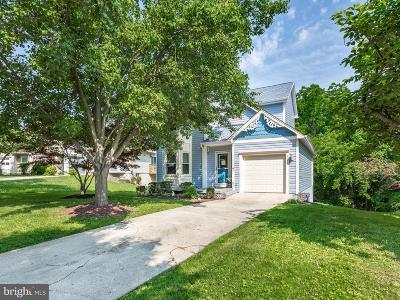 Laurel Single Family Home Active Under Contract: 7127 Carriage Hill Drive