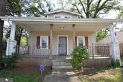 Capitol Heights Single Family Home For Sale: 5033 Emo Street