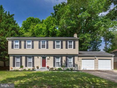 Fort Washington Single Family Home For Sale: 9209 Locksley Road