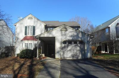 Upper Marlboro Single Family Home For Sale: 4922 Colonel Contee Place