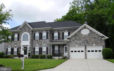 Aquasco Single Family Home For Sale: 22201 Garretts Chance Court