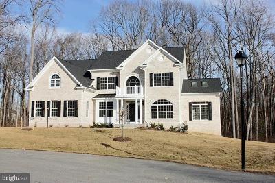 Aquasco Single Family Home For Sale: 15503 High Ridge Court