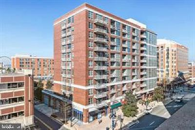 Prince Georges County Condo For Sale: 157 Fleet Street #1002