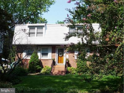 College Park Single Family Home For Sale: 9110 48th Place