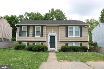 Capitol Heights Single Family Home Under Contract: 5710 Junipertree Lane