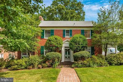 Hyattsville Single Family Home For Sale: 4102 Jefferson Street