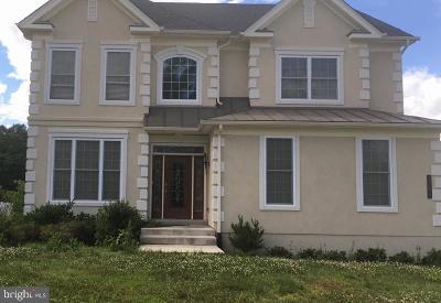 Upper Marlboro Single Family Home For Sale: 3905 Bridle Ridge Road