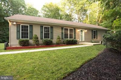 Brandywine Single Family Home For Sale: 14212 Duckett Road