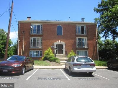 Suitland Rental For Rent: 3817 Swann Road #1