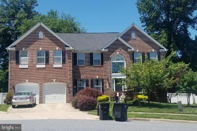 Bowie MD Single Family Home For Sale: $575,000