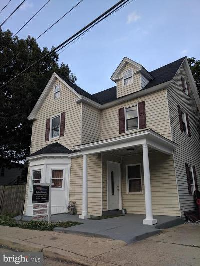 Capitol Heights Single Family Home For Sale: 418 Larchmont Avenue