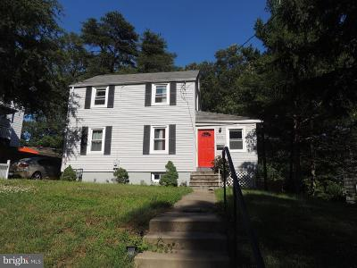 Hyattsville Single Family Home For Sale: 4213 70th Avenue