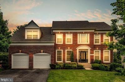 Upper Marlboro Single Family Home Under Contract: 4411 Rockdale Lane