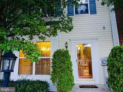 Brandywine Townhouse For Sale: 15406 Benjamin Ring Street