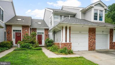 Laurel Townhouse For Sale: 7905 Ashford Boulevard