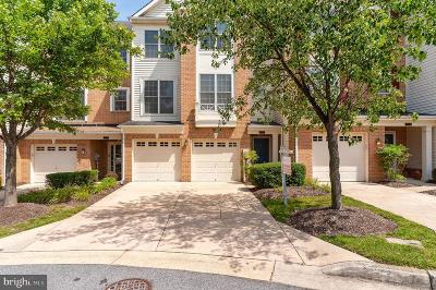 Bowie Condo For Sale: 5405 Bandoleres Choice Drive #7