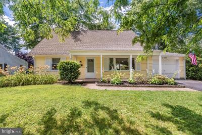 Bowie Single Family Home For Sale: 2508 Knighthill Lane