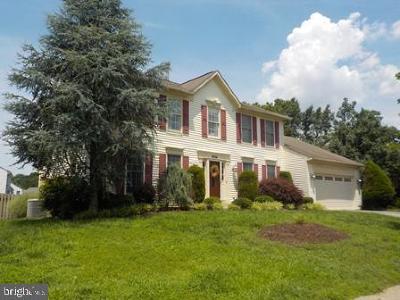 Upper Marlboro Single Family Home For Sale: 4604 Sutherland Circle