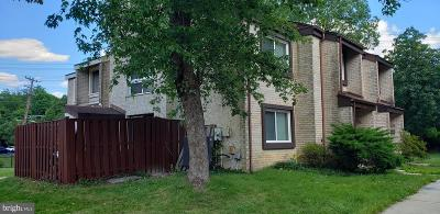 Greenbelt Townhouse Active Under Contract: 8333 Canning Terrace