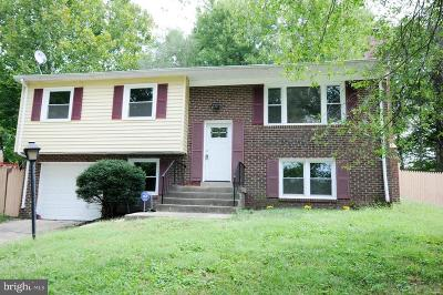 Upper Marlboro, Cheltenham, Springdale Single Family Home For Sale: 3510 Halloway S
