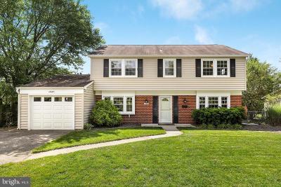 Bowie Single Family Home For Sale: 12605 Kembridge Drive