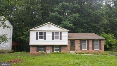 Upper Marlboro Single Family Home Under Contract: 10604 Timberline Drive