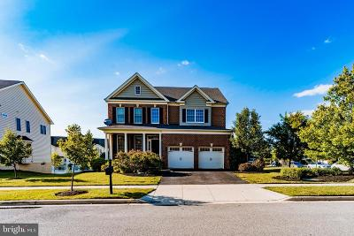 Upper Marlboro Single Family Home For Sale: 11024 Jumping Way