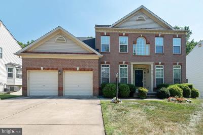 Upper Marlboro Single Family Home For Sale: 9813 Hammer Lane