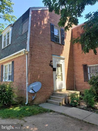 Temple Hills Condo Under Contract: 3920 24th Avenue