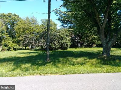 Temple Hills Residential Lots & Land For Sale: Old Branch Avenue