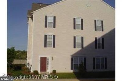 Bowie Townhouse For Sale: 4001 Elmcrest Lane