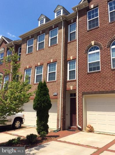 Upper Marlboro Rental For Rent: 503 Bolin Terrace